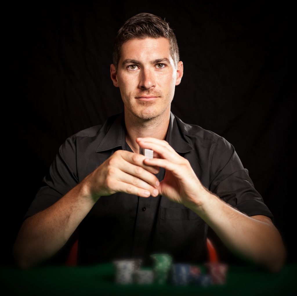 Blackjack Expert Colin Jones