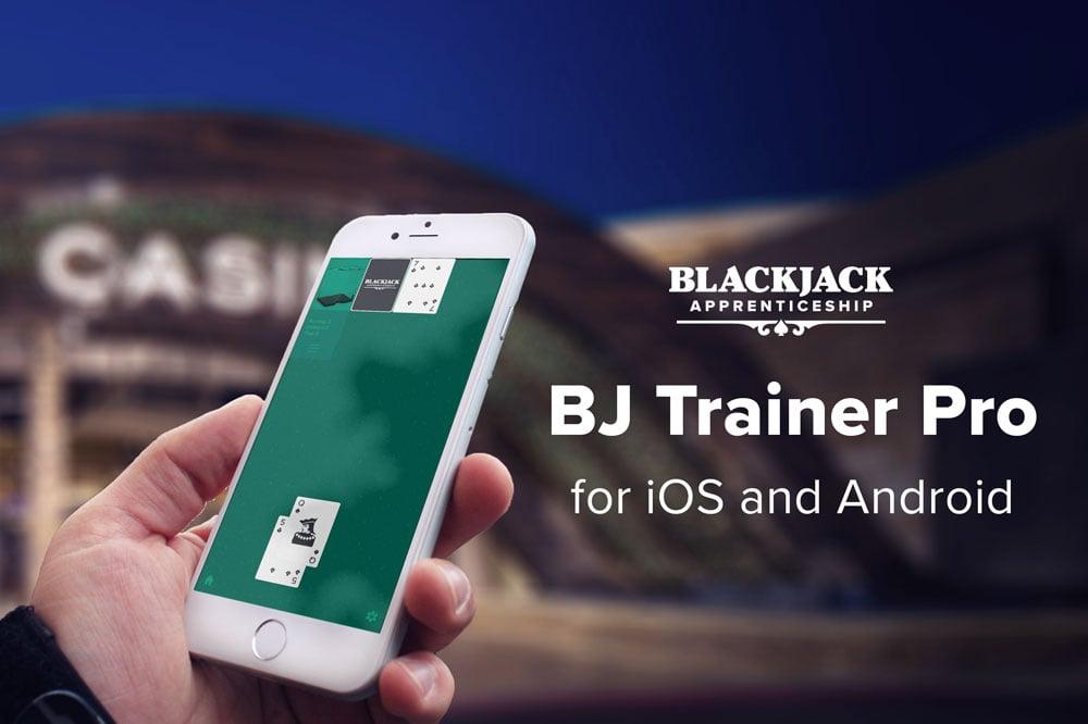 BJA iOS and Android Blackjack Training App