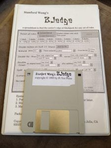 BJedge Floppy drive Stanford Wong