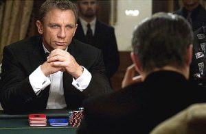 Kasino Royale Daniel Craig