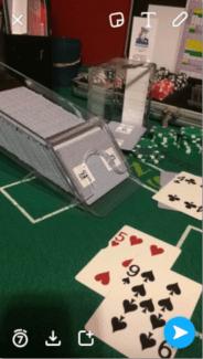 Profile of a Card Counter: kibbs299