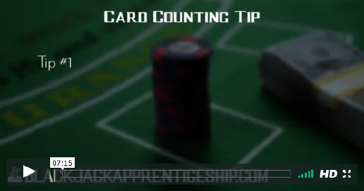 Free Mini Course Card Counting Tip
