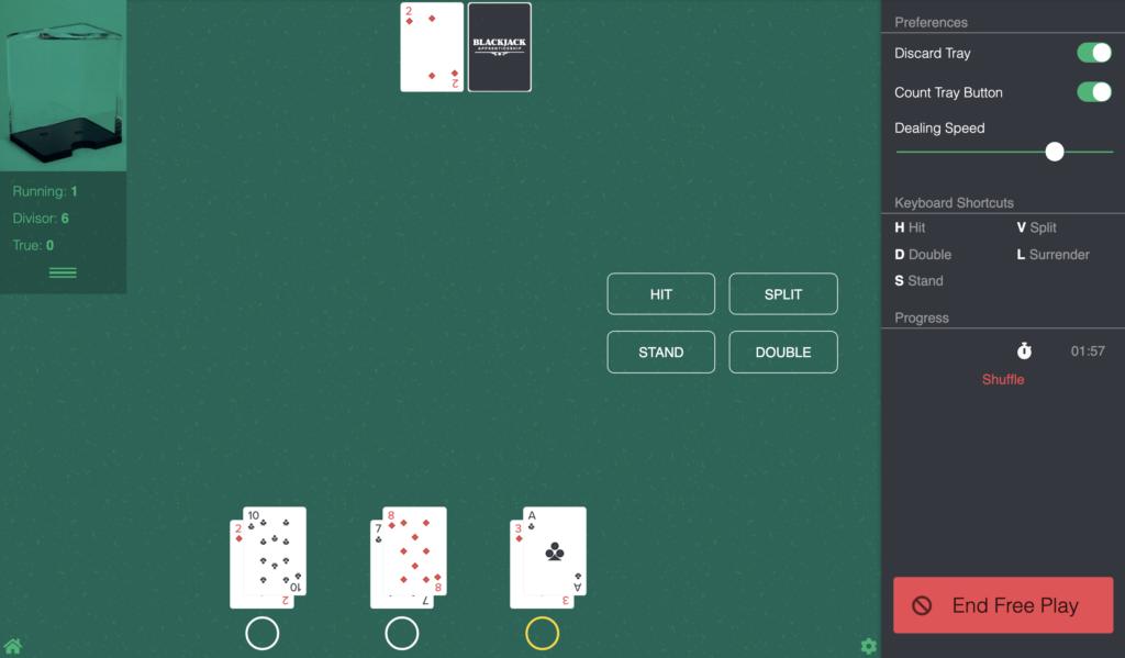 Overview of Blackjack Training Software
